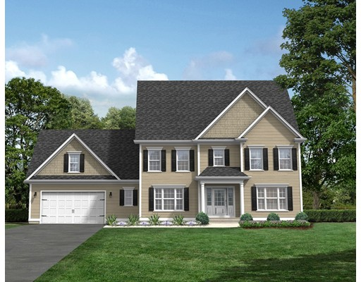Single Family Home for Sale at 1 Willow Brook Lane Wilbraham, Massachusetts 01095 United States