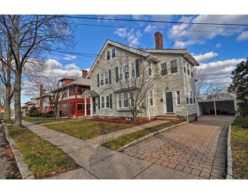 Condominium for Sale at 21 Lewis Road Belmont, Massachusetts 02478 United States