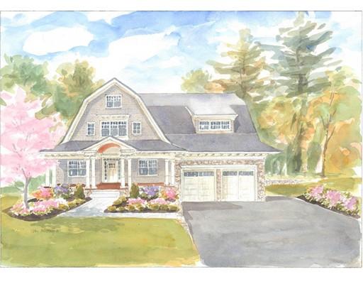 واحد منزل الأسرة للـ Sale في 4 Ledgewood Road 4 Ledgewood Road Winchester, Massachusetts 01890 United States