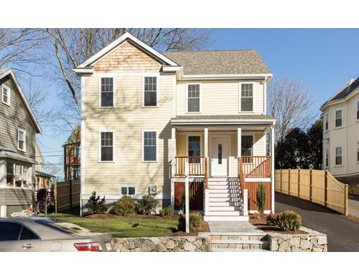 Single Family Home for Sale at 140 Beech Street Boston, Massachusetts 02131 United States