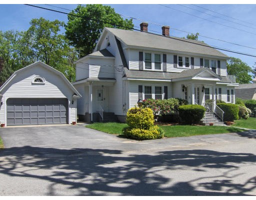 Single Family Home for Sale at 15 Brown Avenue Fitchburg, Massachusetts 01420 United States