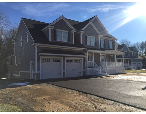 Single Family Home for Sale at 45 Winterberry Lane (Lot 4) Tewksbury, 01876 United States