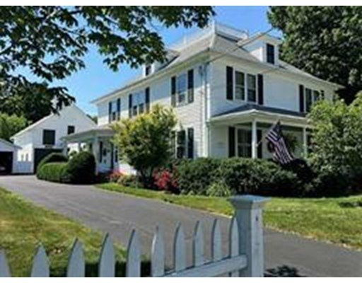 Single Family Home for Sale at 622 West Greenville Road Scituate, Rhode Island 02857 United States