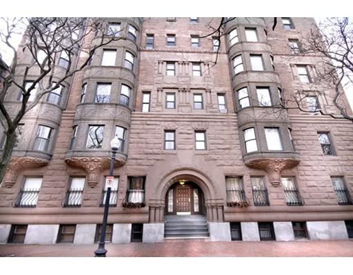 Casa Unifamiliar por un Alquiler en 330 Dartmouth Boston, Massachusetts 02116 Estados Unidos