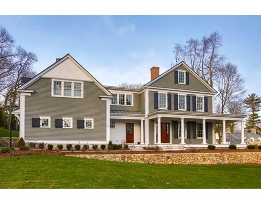 独户住宅 为 销售 在 149 Otis Street 牛顿, 马萨诸塞州 02460 美国