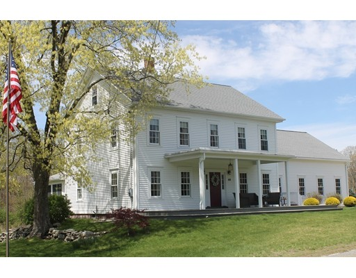 Single Family Home for Sale at 69 Federal Hill Road Oxford, Massachusetts 01540 United States