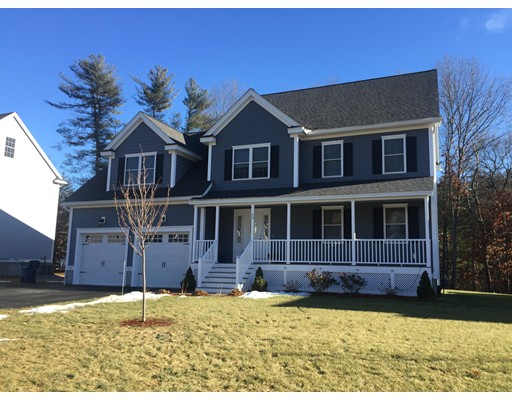 Casa Unifamiliar por un Venta en 55 Winterberry Ln (Lot 5) Tewksbury, Massachusetts 01876 Estados Unidos