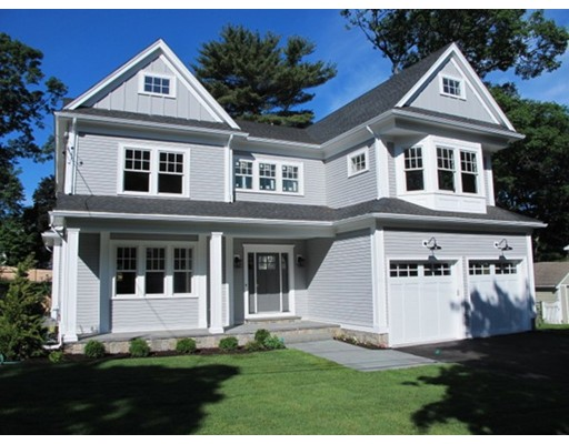 Casa Unifamiliar por un Venta en 15 Parker Road Needham, Massachusetts 02494 Estados Unidos
