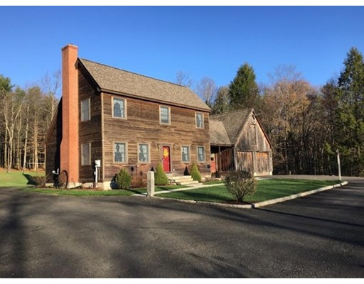 Single Family Home for Sale at 484 Wendell Road Shutesbury, Massachusetts 01072 United States