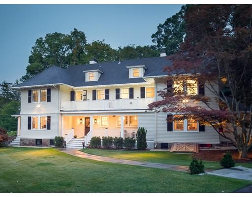 Частный односемейный дом для того Продажа на 19 Harbor Street 19 Harbor Street Manchester, Массачусетс 01944 Соединенные Штаты
