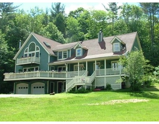 Single Family Home for Sale at 75 Charlemont Road Buckland, Massachusetts 01338 United States