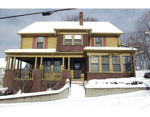 Single Family Home for Sale at 430 Cumberland Hill Road Woonsocket, Rhode Island 02895 United States