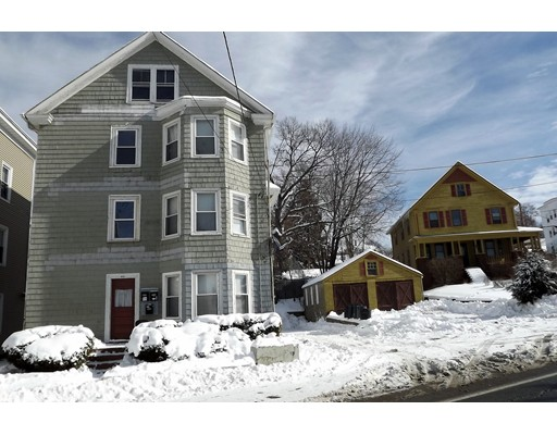 Multi-Family Home for Sale at 412 Cumberland Hill Road Woonsocket, Rhode Island 02895 United States