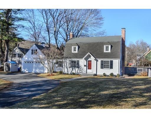 Single Family Home for Sale at 41 Eliot Street Natick, Massachusetts 01760 United States