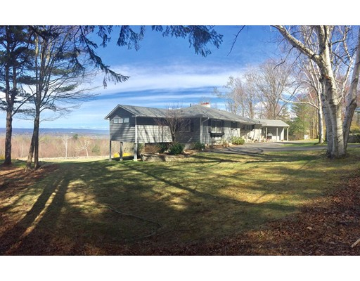 Single Family Home for Sale at 49 Arnold Road Pelham, Massachusetts 01002 United States