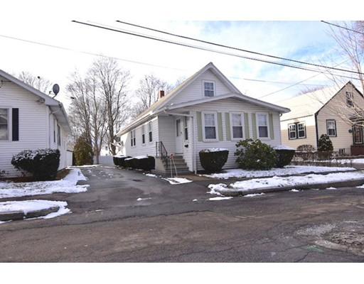 Casa Unifamiliar por un Alquiler en 20 Winthrop Park Quincy, Massachusetts 02169 Estados Unidos