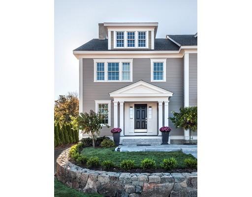 Condominium for Sale at 10 James Lane 10 James Lane Cohasset, Massachusetts 02025 United States