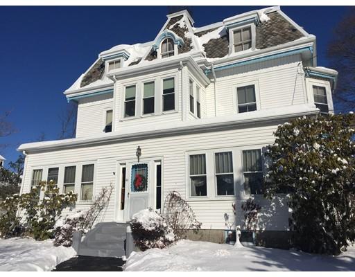 Single Family Home for Rent at 46 Walnut Park Newton, Massachusetts 02458 United States