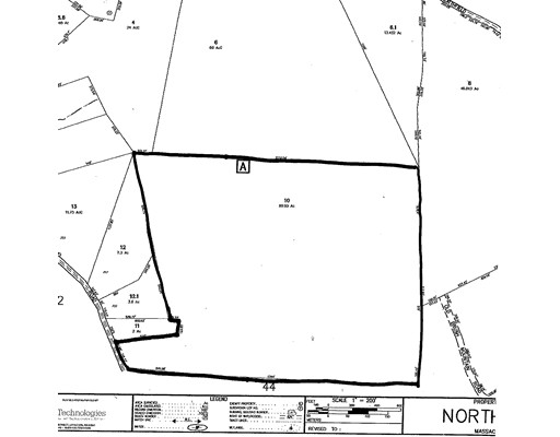 Land for Sale at 755 Old Wendell Road Northfield, 01360 United States