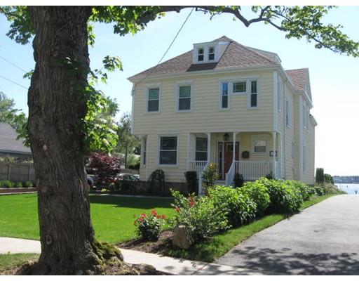 Частный односемейный дом для того Продажа на 84 FORT STREET Fairhaven, Массачусетс 02719 Соединенные Штаты
