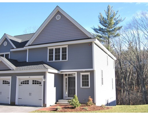 Condominium for Sale at 85 Dudley Road Berlin, Massachusetts 01503 United States