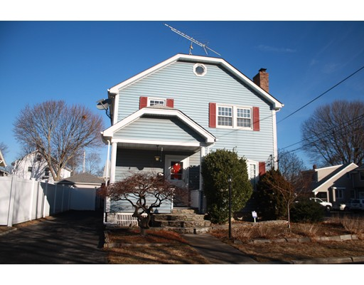 Single Family Home for Sale at 108 Boyce Avenue Pawtucket, Rhode Island 02861 United States