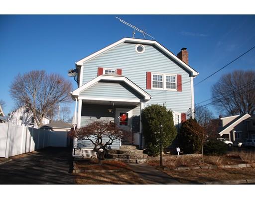 独户住宅 为 销售 在 108 Boyce Avenue Pawtucket, 02861 美国