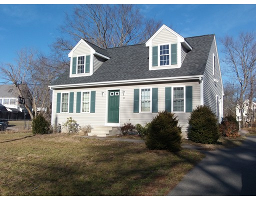 Attleboro ma cape style homes for sale for Cape style homes for sale