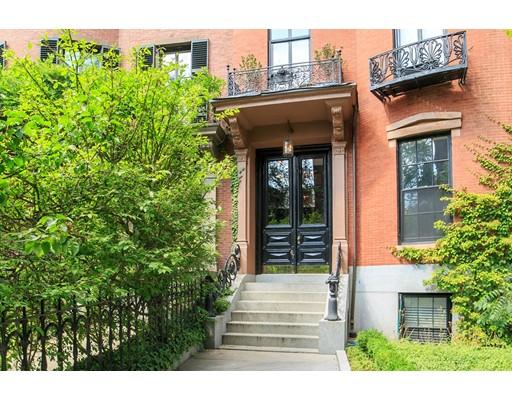 独户住宅 为 出租 在 67 Mount Vernon Street 波士顿, 马萨诸塞州 02108 美国