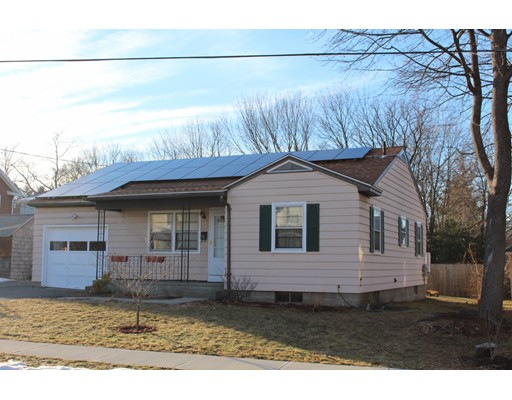 Single Family Home for Sale at 22 Quincy Street Greenfield, Massachusetts 01301 United States