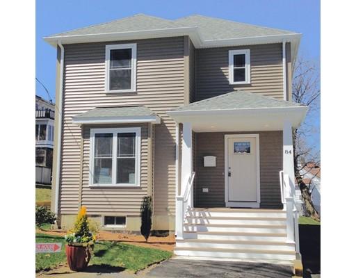独户住宅 为 销售 在 84 Inglewood Street Braintree, 马萨诸塞州 02184 美国