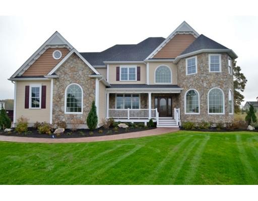 Maison unifamiliale pour l Vente à 10 Amber Drive Wrentham, Massachusetts 02093 États-Unis