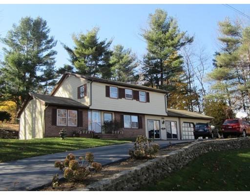 Maison unifamiliale pour l Vente à 93 JACKSON HILL ROAD Gardner, Massachusetts 01440 États-Unis