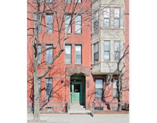 独户住宅 为 出租 在 21 Cortes 波士顿, 马萨诸塞州 02116 美国