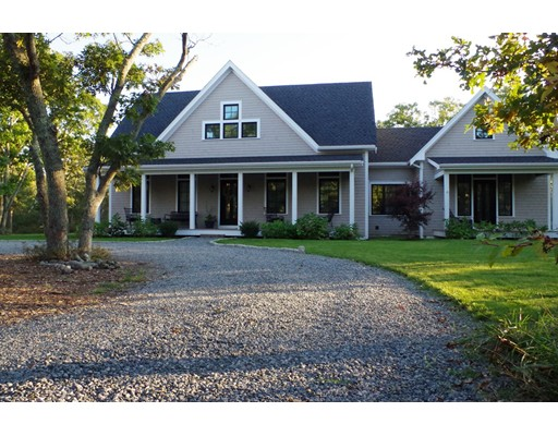 Single Family Home for Sale at 111 Oak Lane West Tisbury, Massachusetts 02575 United States