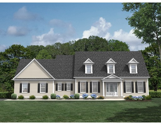 واحد منزل الأسرة للـ Sale في 11 Willow Brook Estates Wilbraham, Massachusetts 01095 United States