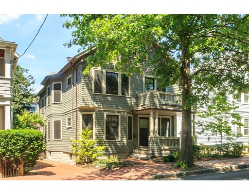 Single Family Home for Rent at 61 Huron Avenue Cambridge, Massachusetts 02138 United States