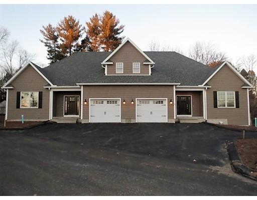 Casa Unifamiliar por un Alquiler en 6 Jack's Drive Agawam, Massachusetts 01030 Estados Unidos