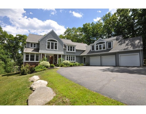 Single Family Home for Sale at 5 Fridolin Hill Lincoln, Massachusetts 01773 United States
