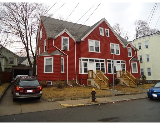 Single Family Home for Rent at 8 Imrie Road Boston, Massachusetts 02134 United States