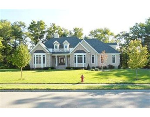 Single Family Home for Sale at 54 Homestead Drive Raynham, Massachusetts 02767 United States