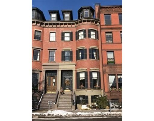 独户住宅 为 出租 在 88 Beacon 波士顿, 马萨诸塞州 02108 美国