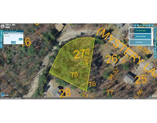 Lot 27 Mystery Lane, Athol, MA 01331