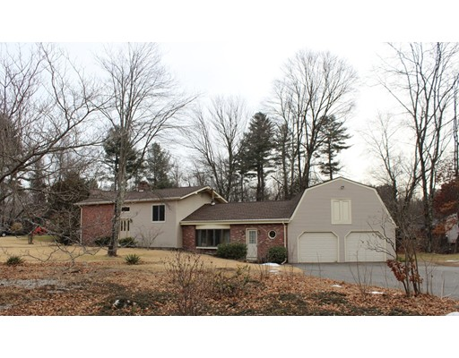 Single Family Home for Sale at 21 Middlefield Drive Hampden, Massachusetts 01036 United States