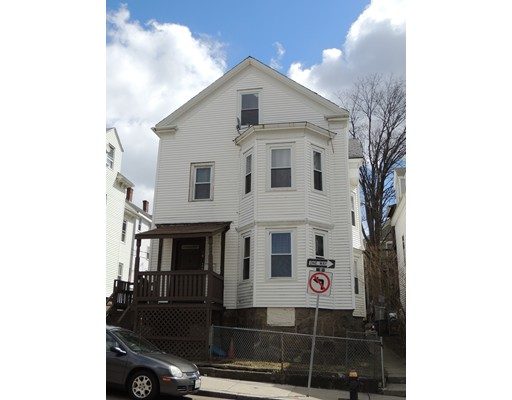Single Family Home for Rent at 18 Egleston Street Boston, Massachusetts 02130 United States
