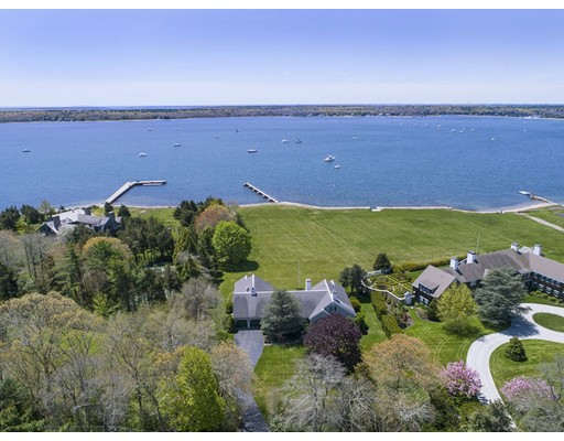 Maison unifamiliale pour l Vente à 20 Neds Point Road Mattapoisett, Massachusetts 02739 États-Unis