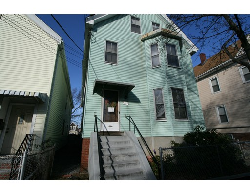 Single Family Home for Rent at 9 Rush Street Somerville, Massachusetts 02145 United States