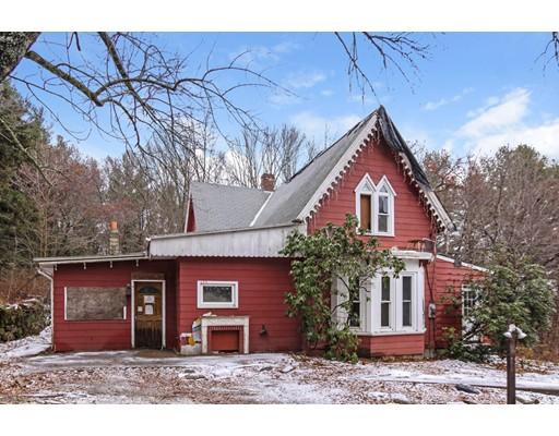 Частный односемейный дом для того Продажа на 220 Sabin Street Putnam, Коннектикут 06260 Соединенные Штаты