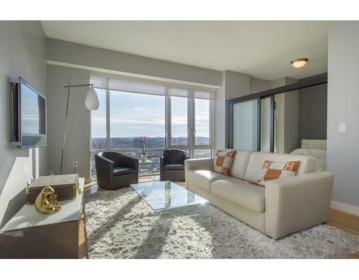 独户住宅 为 出租 在 400 Stuart 波士顿, 马萨诸塞州 02116 美国