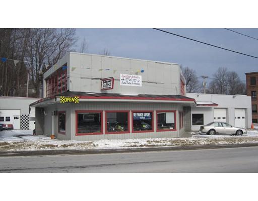 商用 为 销售 在 412 Main Street 412 Main Street Gardner, 马萨诸塞州 01440 美国